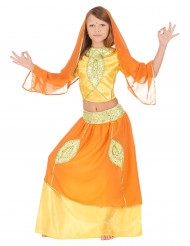 Costume Bollywood principessa bambina