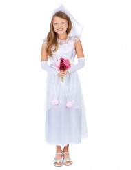 Costume sposa bambina