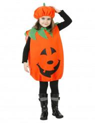 Costume zucca bambino
