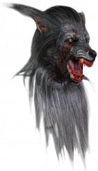Maschera lupo adulto