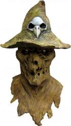 Maschera spaventapasseri adulto Halloween
