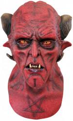 Maschera demone adulto Halloween