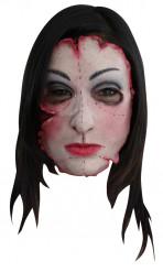 Maschera donna killer chirurga adulto Halloween