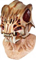 Maschera mostro insanguinato adulto Halloween