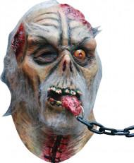 Maschera mostro incatenato adulti Halloween