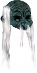 Maschera stregone malefico adulti Halloween
