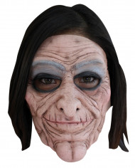 Maschera vecchia adulti