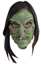 Maschera strega malefica adulti Halloween
