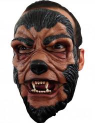 Maschera lupo mannaro adulti Halloween