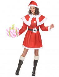 Costume Mamma Natale adulti donna
