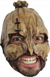 Maschera spaventapasseri terrificante adulto Halloween