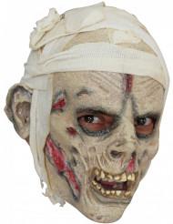 Maschera mummia adulto Halloween