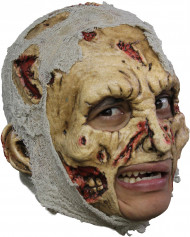 Maschera zombie adulto Halloween