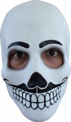 Maschera viso Dia de los Muertos adulto uomo Halloween