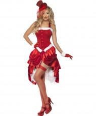 Costume Mamma Natale cabaret sexy adulto