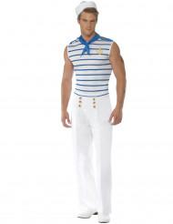 Costume marinaio adulto uomo