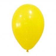 24 palloncini gialli 25 cm