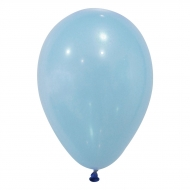 24 palloncini turchesi 25 cm