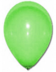24 palloncini verdi 25 cm