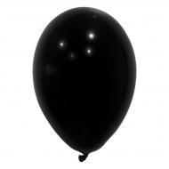 24 Palloncini neri 25 cm