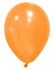 12 palloncini arancioni 28 cm