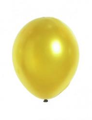 Palloncini oro metallizzati 28 cm