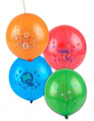 4 palloncini giganti Punchball