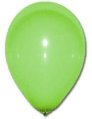 100 palloncini verdi 27 cm