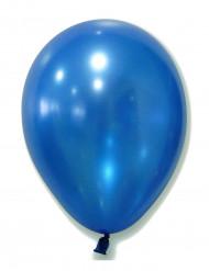 Palloncini metallizzati blu 29 cm