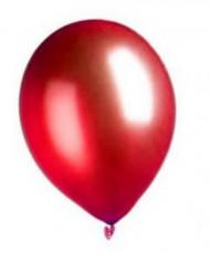 Palloncini metallizzati rossi 29 cm