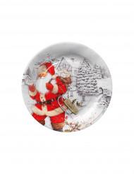 Piatti grandi Babbo Natale