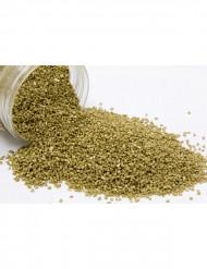 Sabbia dorata decorativa