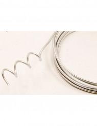 Filo d'alluminio argento