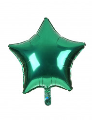 Palloncino stella verde