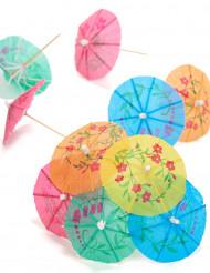 10 ombrelli stuzzicadenti