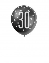 Palloncini in lattice 30 anni