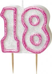 Candelina 18 anni rosa