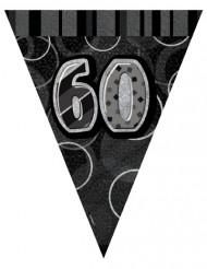 Ghirlanda di bandierine 60 anni