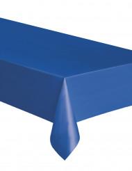 Tovaglia in plastica rettangolare blu 137 x 274 cm