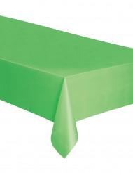 Tovaglia rettangolare di palstica verde