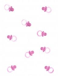 Piccoli ciucciotti rosa
