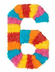 Piñata numero 6
