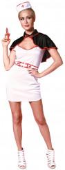 Costume infermiera donna