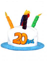Cappello età 20 adulto