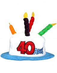 Cappello età 40 adulto