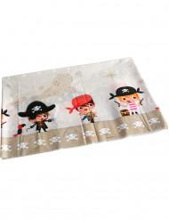 Tovaglia in plastica Pirati