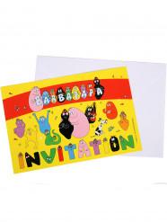 6 Inviti per feste Barbapapa™