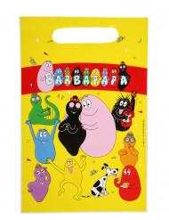 6 sacchetti per caramelle Barbapapa™