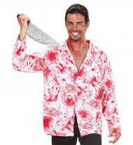 Camicia insanguinata Halloween
