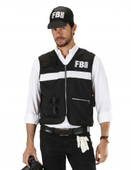Costume FBI adulto
